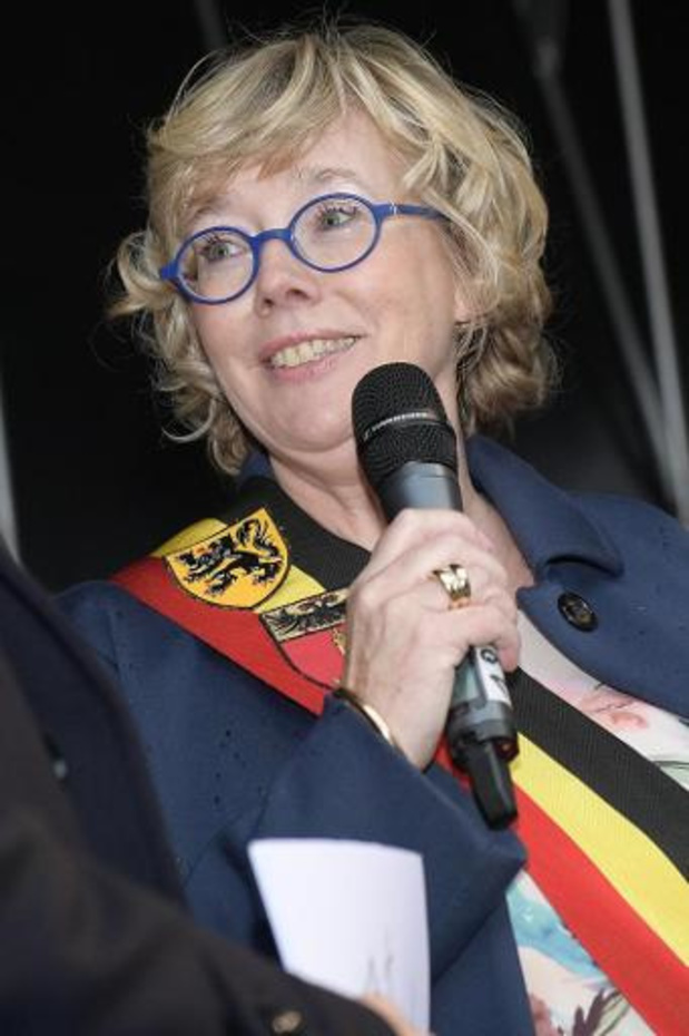 Vaccinatiecentrum in Sint-Truiden bezocht door onderzoeksrechter en speurders