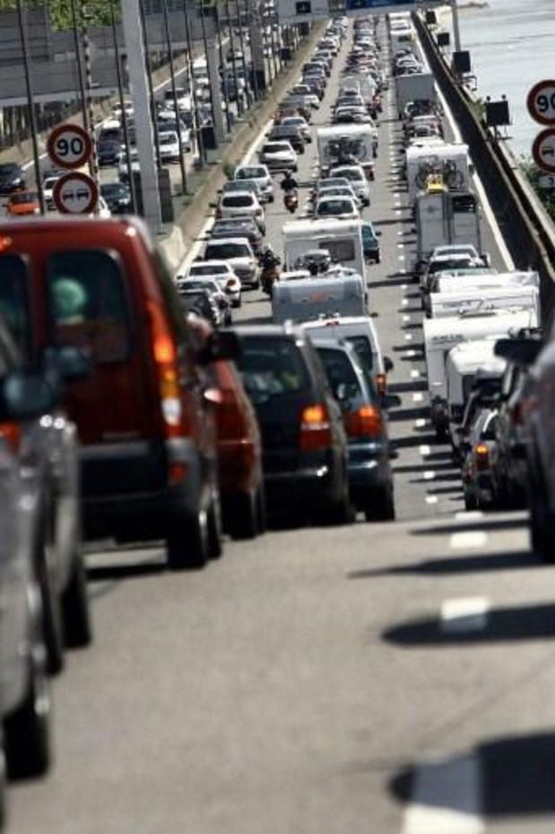 Lancement d'un baromètre de la mobilité à Bruxelles
