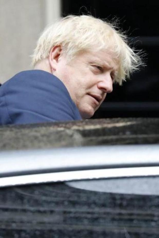 Boris Johnson perd un nouveau vote au Parlement britannique