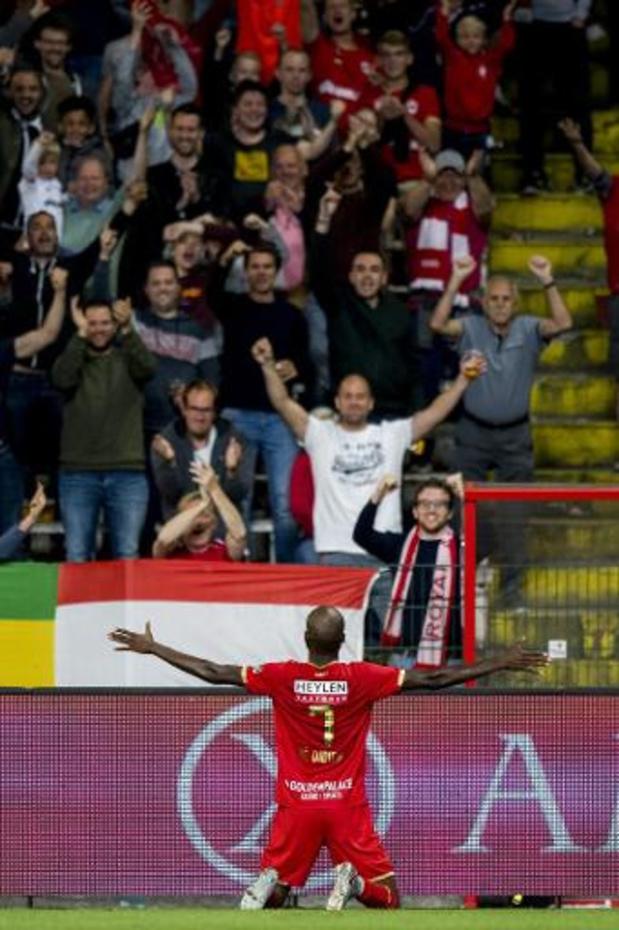 Jupiler Pro League - Antwerp springt door zege tegen Cercle naar tweede plaats
