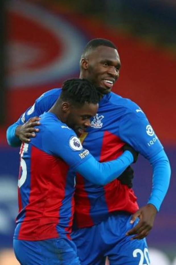 Les Belges à l'étranger - Crystal Palace gagne face à Sheffield United, Benteke (un assist) sorti sur blessure