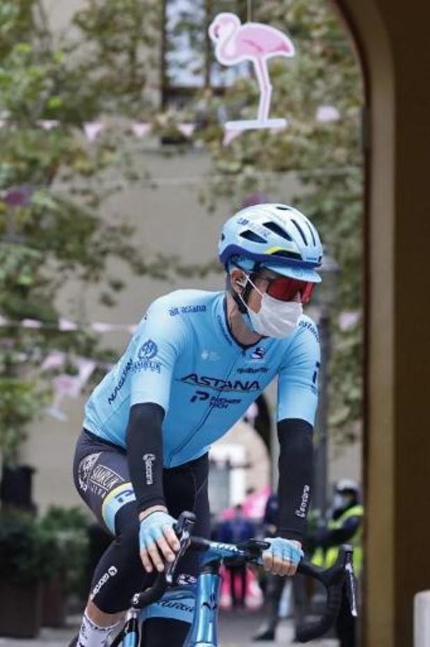 Astana est la troisième équipe à déclarer forfait pour la course féminine
