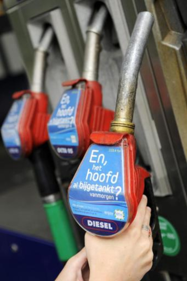 Tanken wordt woensdag duurder door hoger aandeel van biobrandstoffen