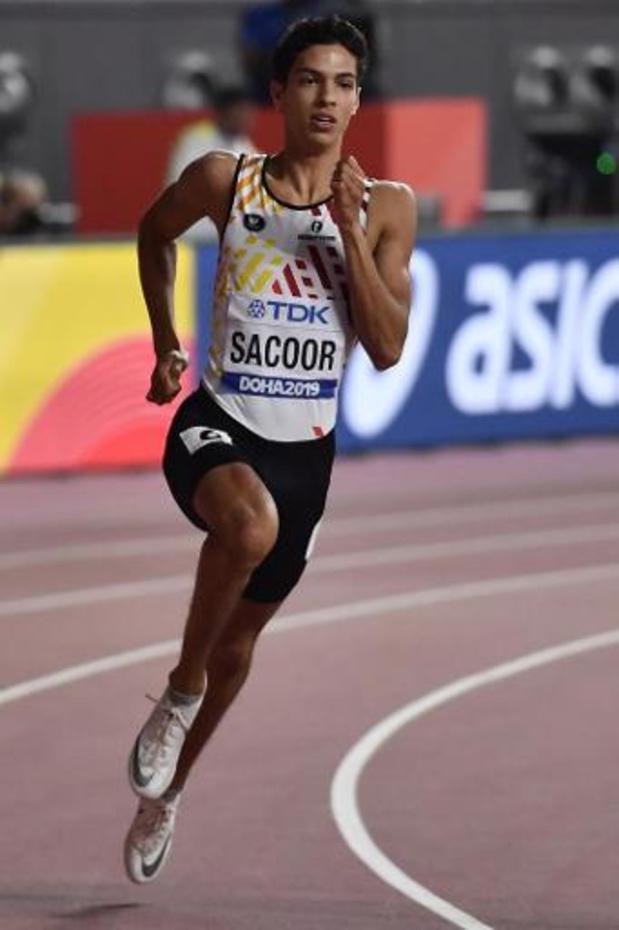 Bescheiden seizoensopener voor Sacoor, Bolingo maakt na anderhalf jaar haar comeback