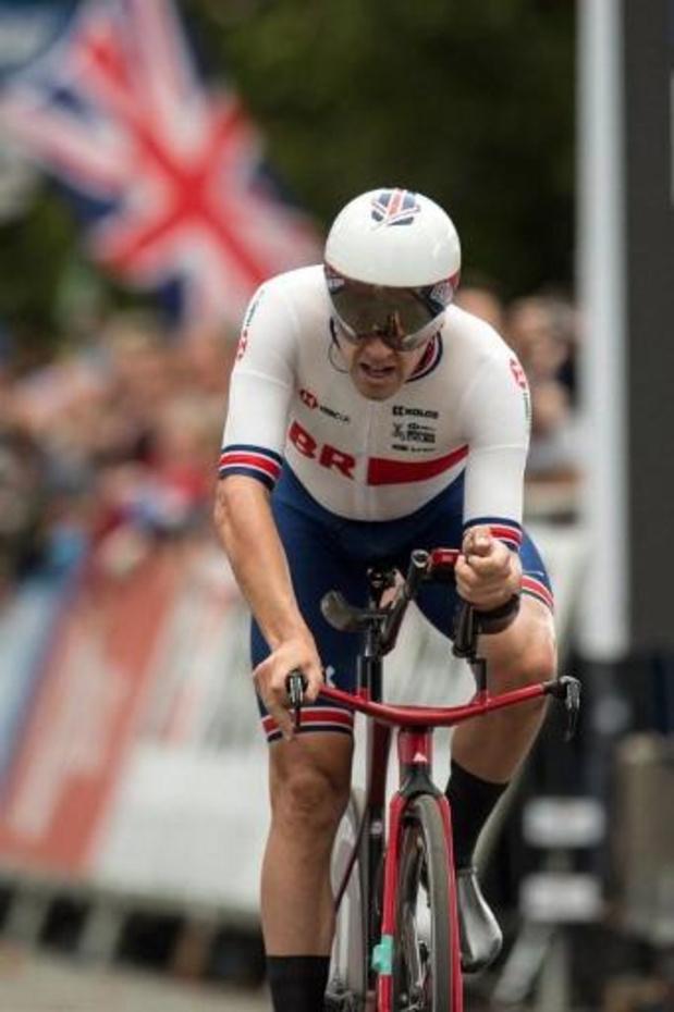 La fédération britannique de cyclisme annule ses championnats nationaux en 2020