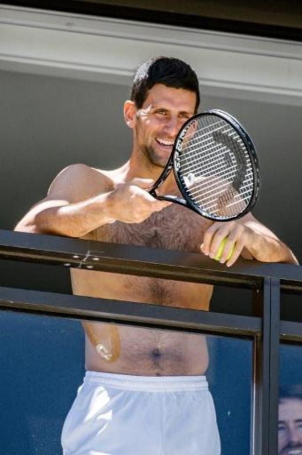 """Novak Djokovic: """"Mijn goede bedoelingen zijn verkeerd begrepen als egoïstisch"""""""