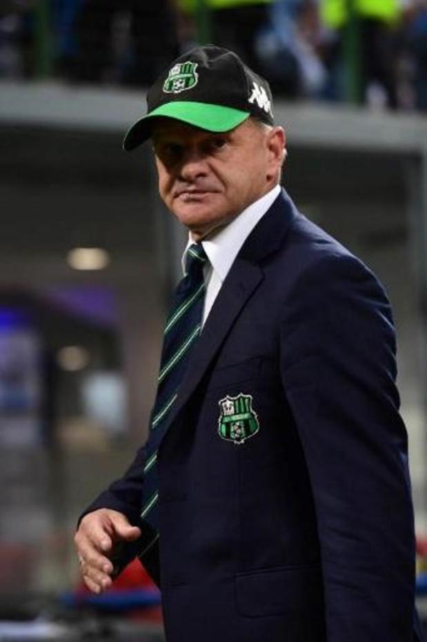 Serie A - Giuseppe Iachini nouvel entraîneur de la Fiorentina