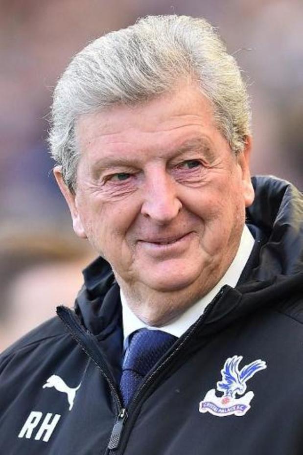 Roy Hodgson prolonge d'un an à la tête de Crystal Palace
