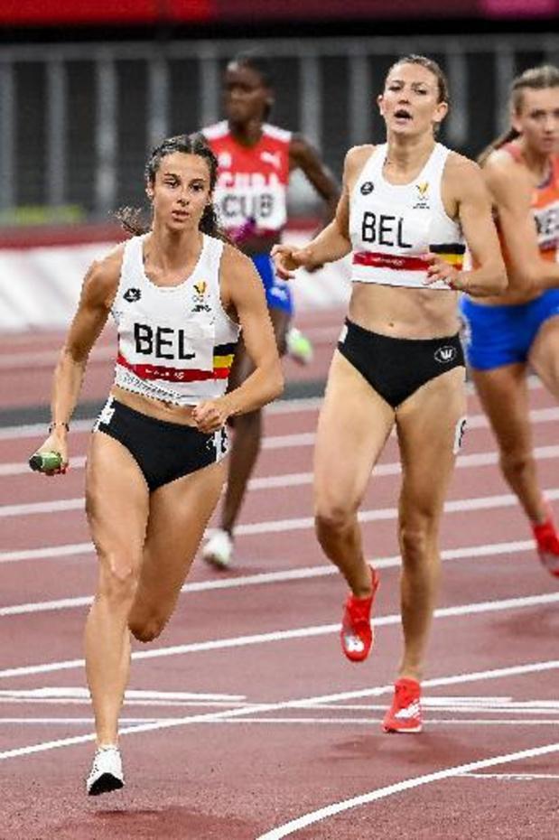 Memorial Van Damme - Camille Laus wint Belgisch-Nederlandse strijd op 400m