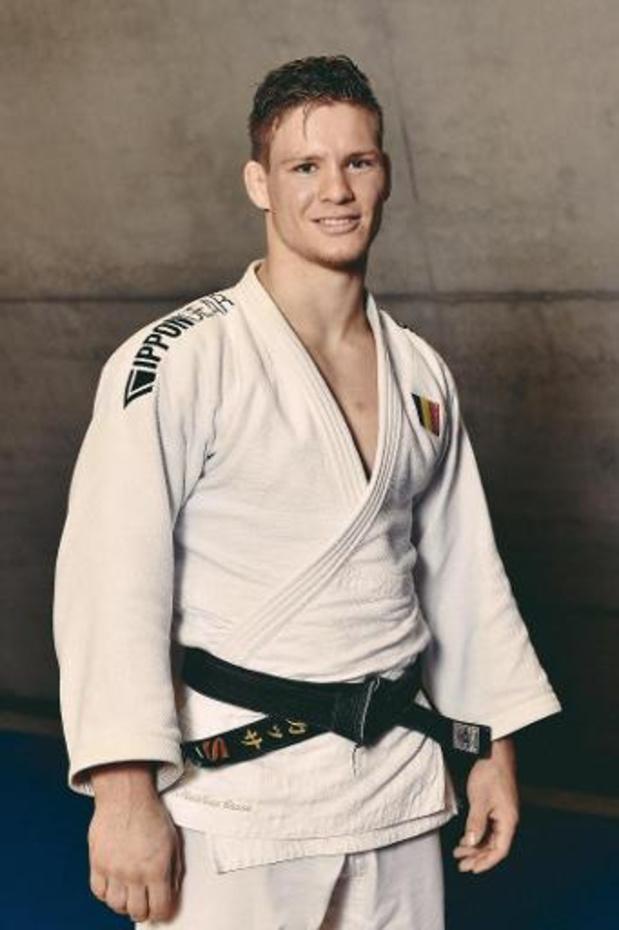 """Grandslam judo Parijs - Matthias Casse na goud in Parijs: """"Winst hier was geen doel op zich"""""""