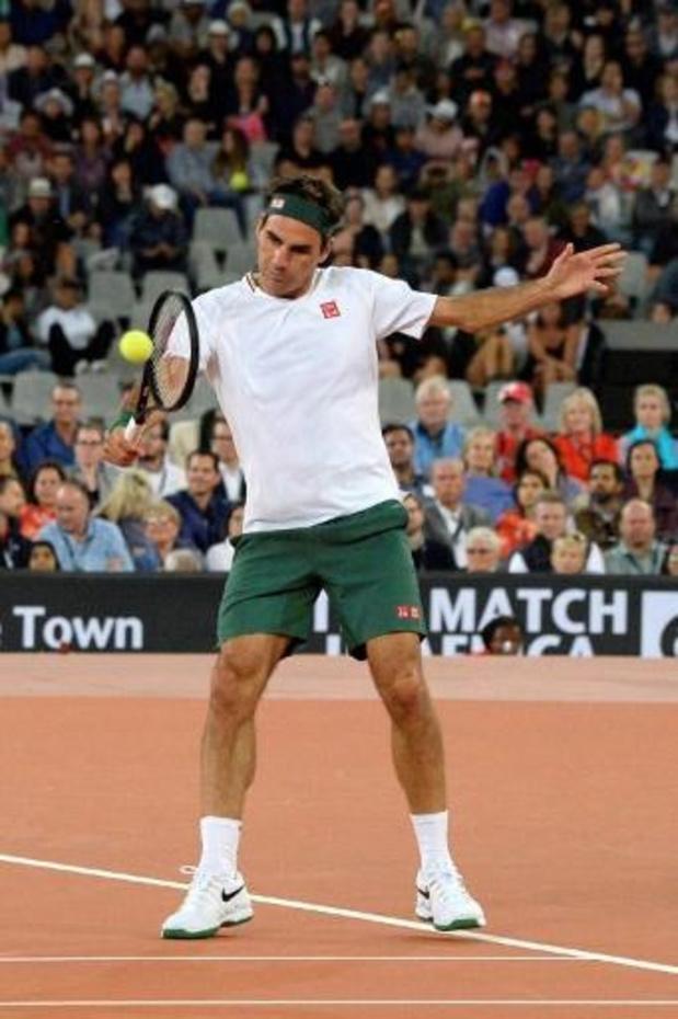 Australian Open: Roger Federer en Serena Williams op deelnemerslijst