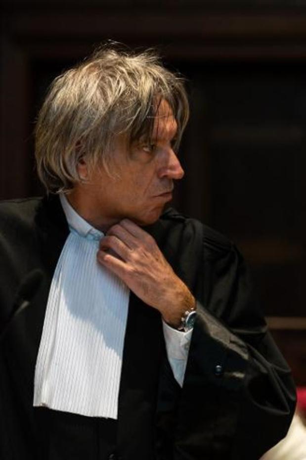 Parket acht Van Steenbrugge schuldig aan laster tegenover Stockman
