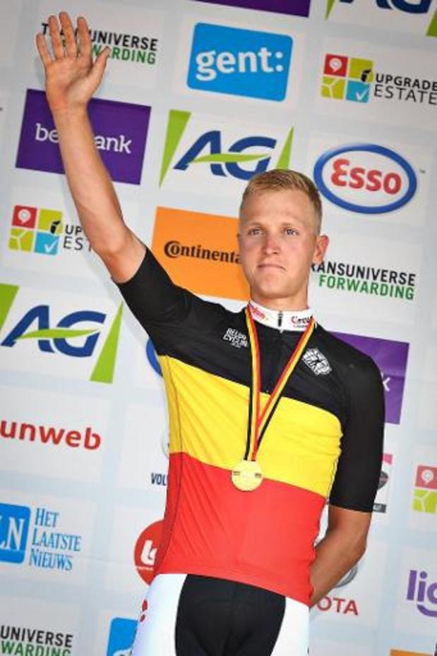 BK wielrennen - Wie treedt in voetsporen van Tim Merlier?
