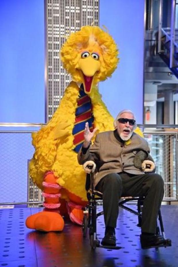 """Sesame Street: celui qui a donné vie à """"Big Bird"""" durant des décennies s'est éteint"""