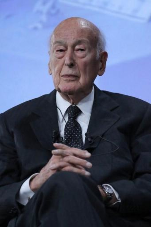 Voormalige Franse president Giscard d'Estaing opnieuw opgenomen in het ziekenhuis