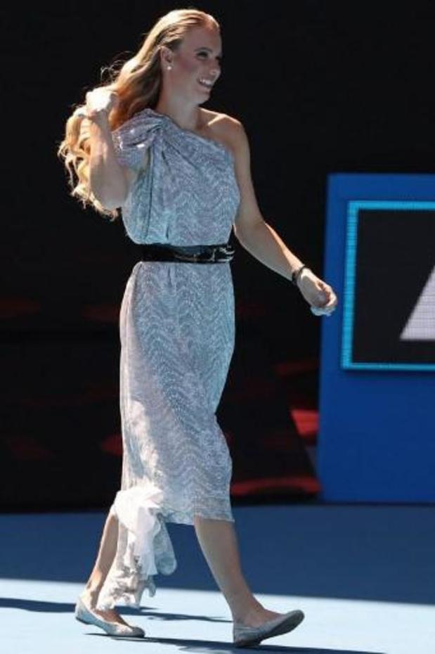 Voormalig tennisster Caroline Wozniacki verwacht eerste kindje in juni