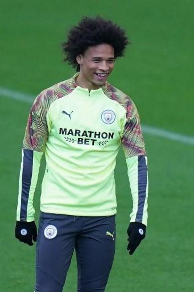 Les médias anglais et allemand annoncent le transfert de Leroy Sané (City) au Bayern
