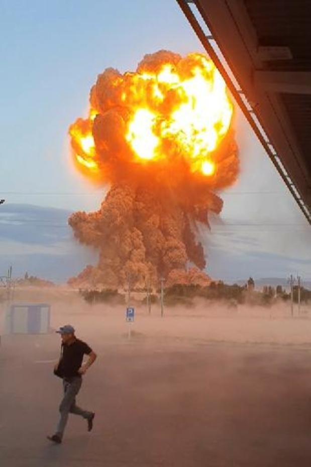 Kazakhstan: le ministre de la Défense limogé après l'explosion d'un dépôt de munitions