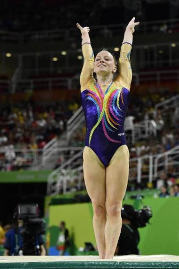 """Gaëlle Mys a quitté la gymnastique """"en raison de harcèlement et d'actes d'intimidation"""""""