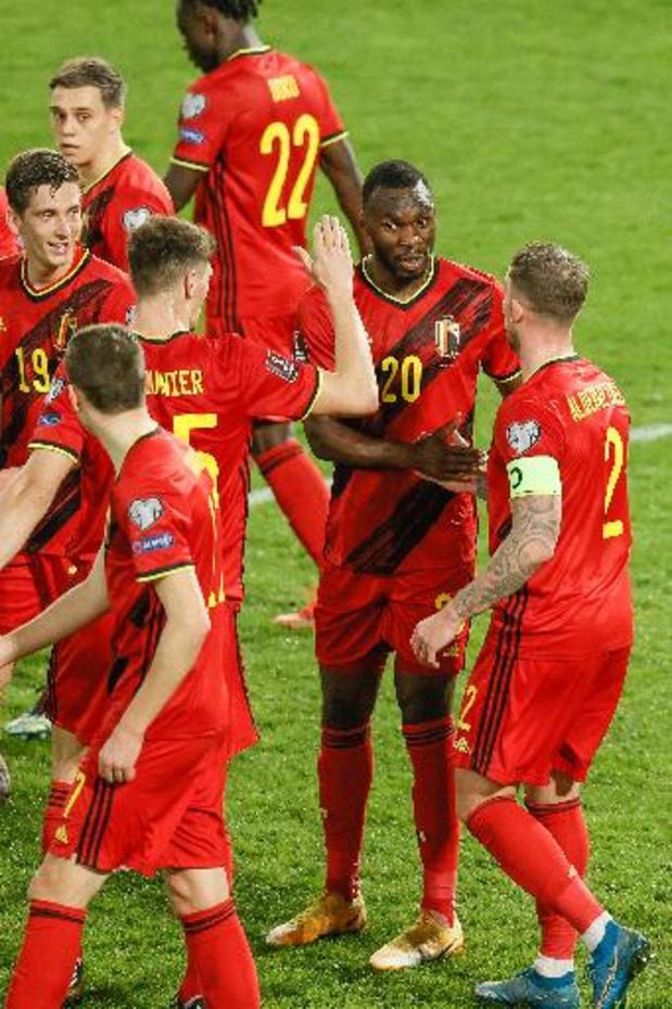 Red Devils - Wit-Rusland ontvangt Rode Duivels voor WK-kwalificatieduel in Kazan