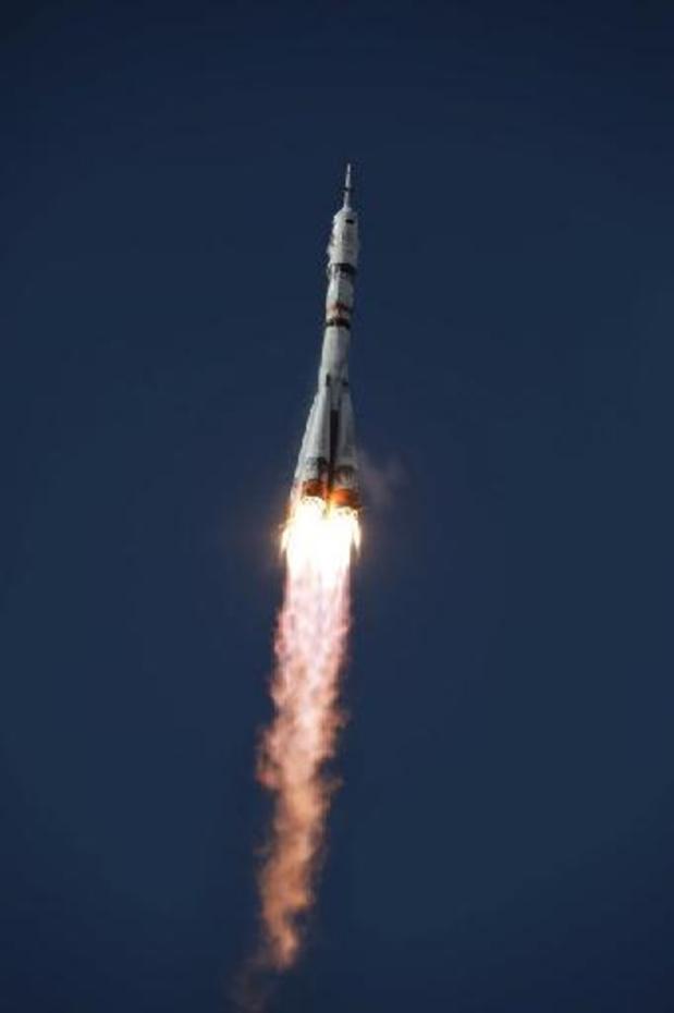La capsule russe Soyouz s'est arrimée avec succès à l'ISS