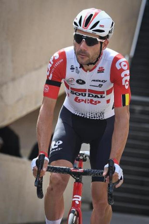 Maxime Monfort restera chez Lotto-Soudal en tant que directeur sportif