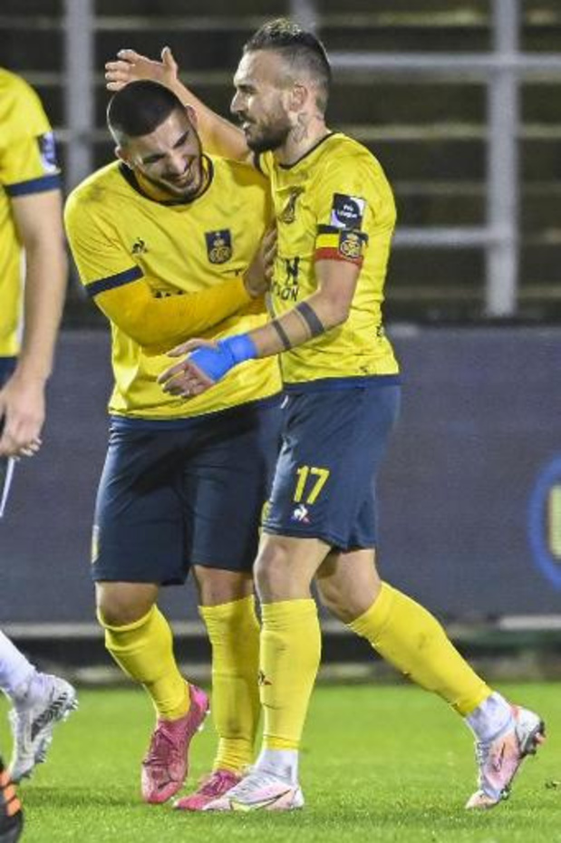1B Pro League - L'Union Saint-Gilloise conforte sa première place contre le Lierse