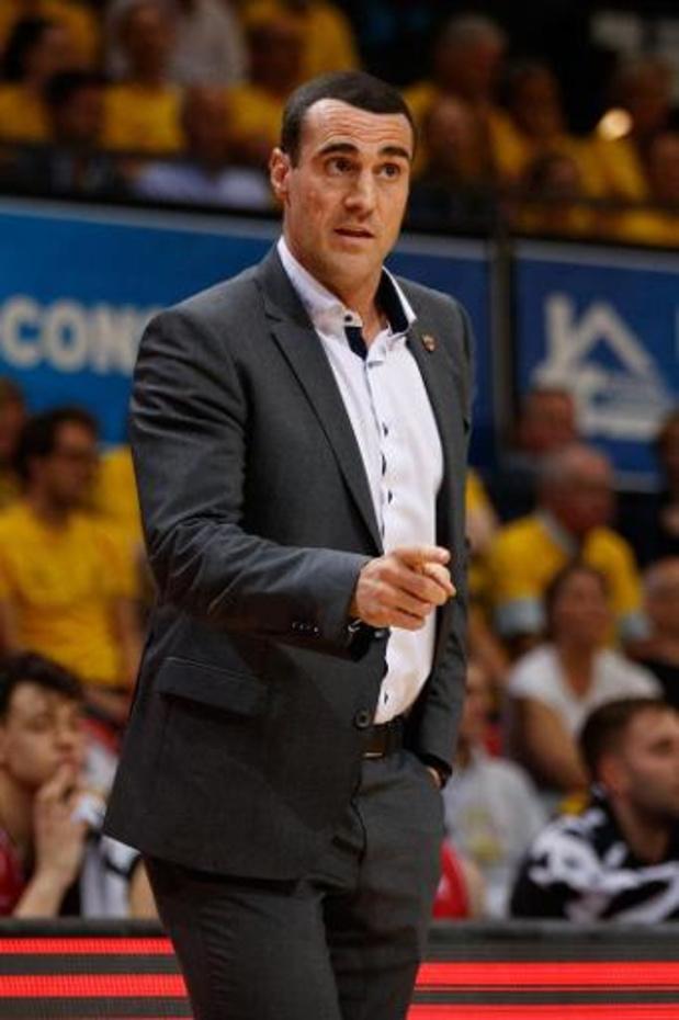 Roel Moors remercié de son poste d'entraîneur à Bamberg
