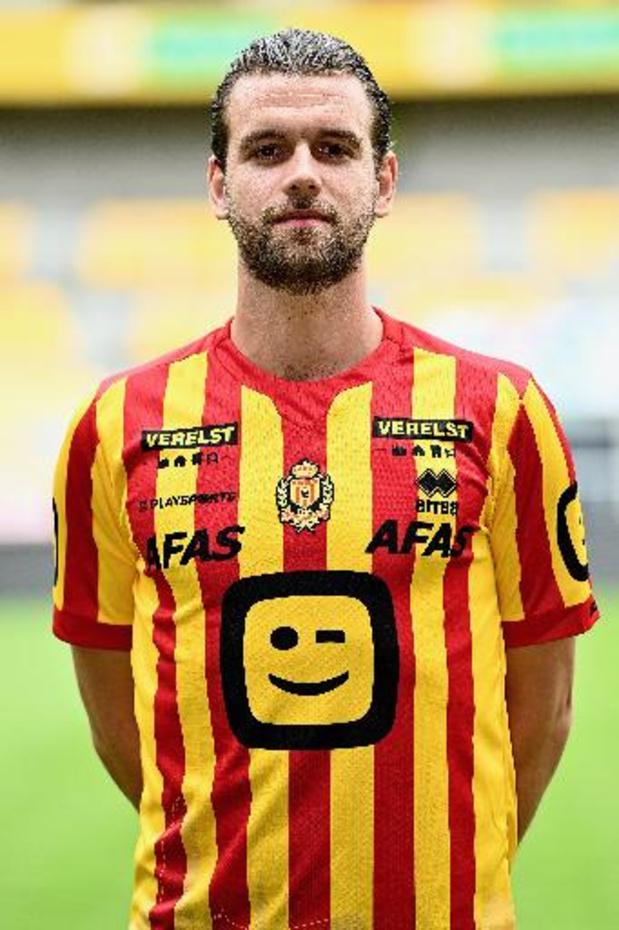 """Jupiler Pro League - KV Mechelen stuurt Joachim Van Damme naar B-kern vanwege """"disciplinaire redenen"""""""
