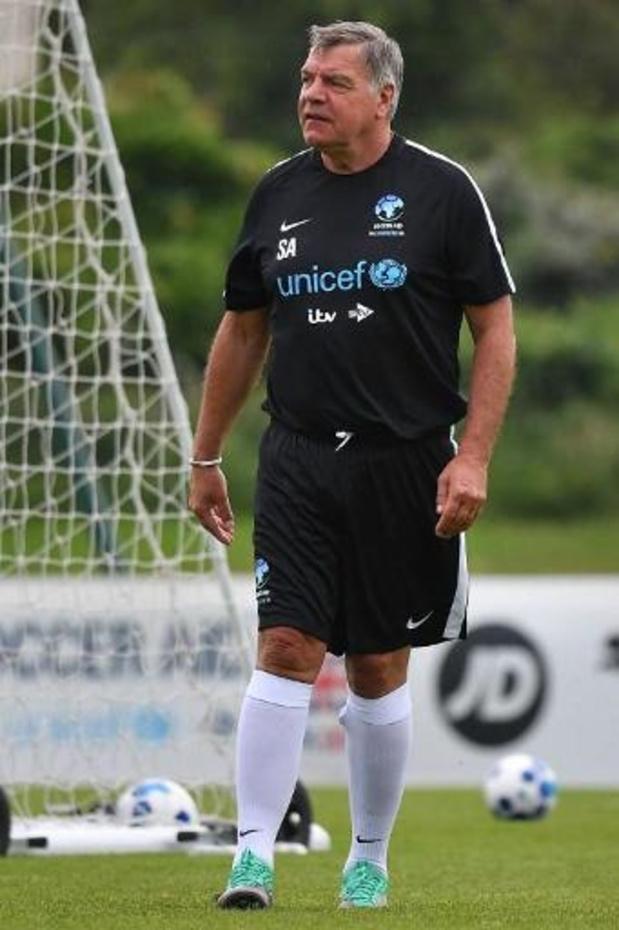 West Bromwich Albion heeft met Sam Allardyce nieuwe coach