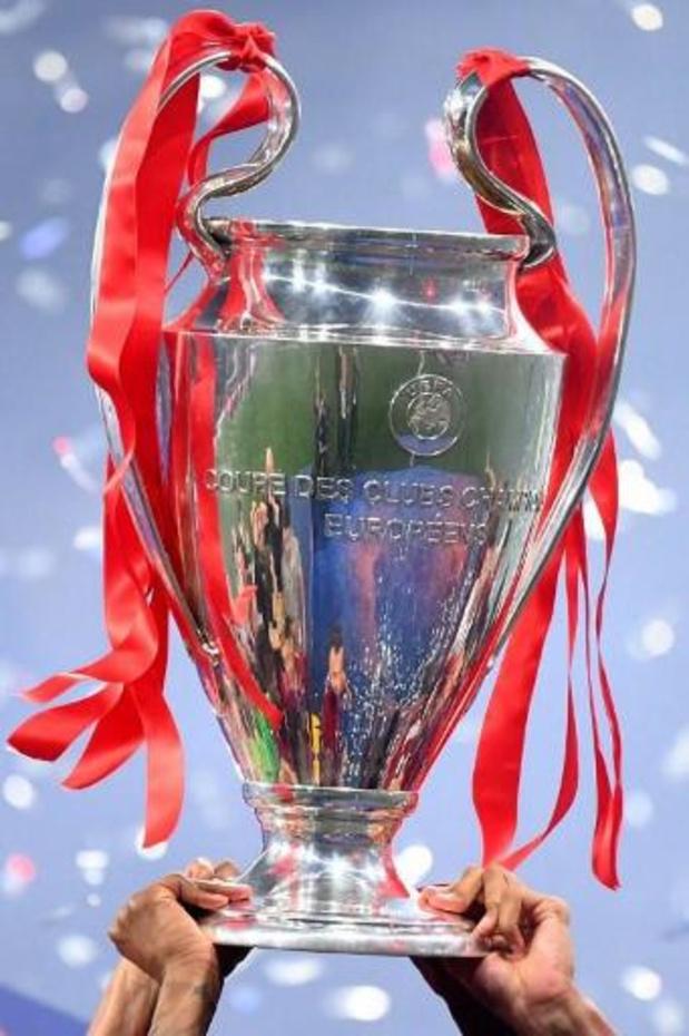 La finale de la Ligue des Champions à Saint-Petersbourg en 2021, à Munich en 2022 et Wembley en 2023