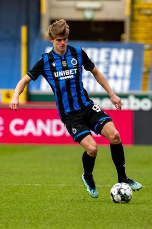 Les joueurs du Club de Bruges Charles De Ketelaere et Simon Mignolet positifs au Covid-19
