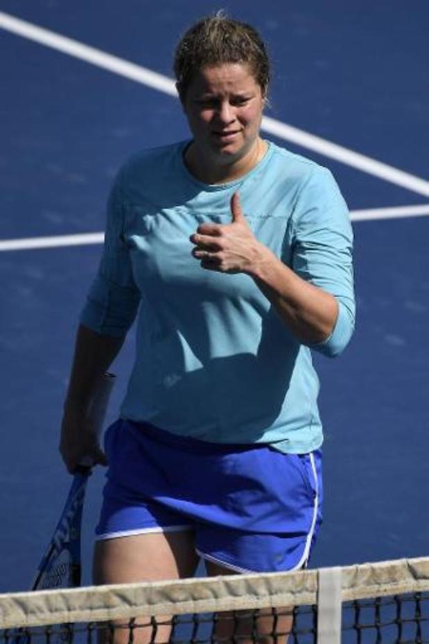 WTA Dubaï - Kim Clijsters effectue son grand retour sur les courts ce lundi à Dubaï