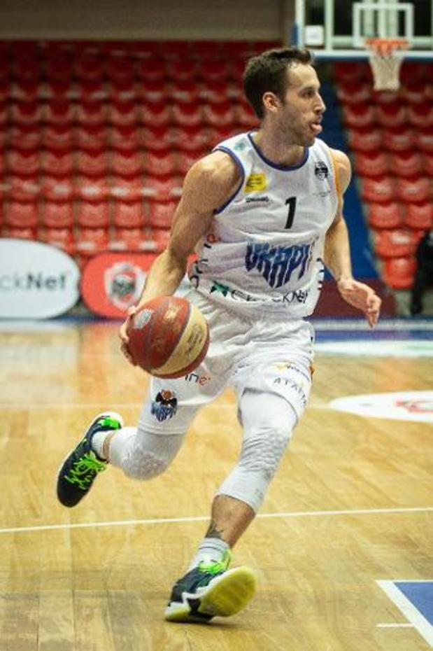 Euromillions Basket League - Alost prend sa revanche sur Limburg United
