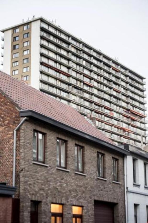 À Bruxelles, de plus en plus de bureaux anciens sont convertis en logements