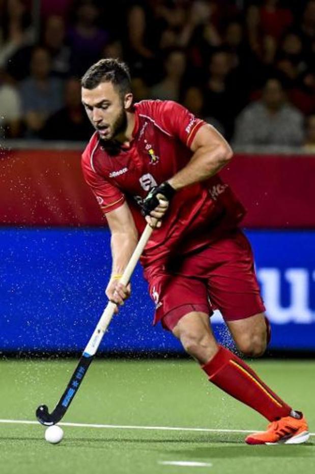 Les Red Lions ouvriront leur tournoi olympique face aux Pays-Bas le 25 juillet