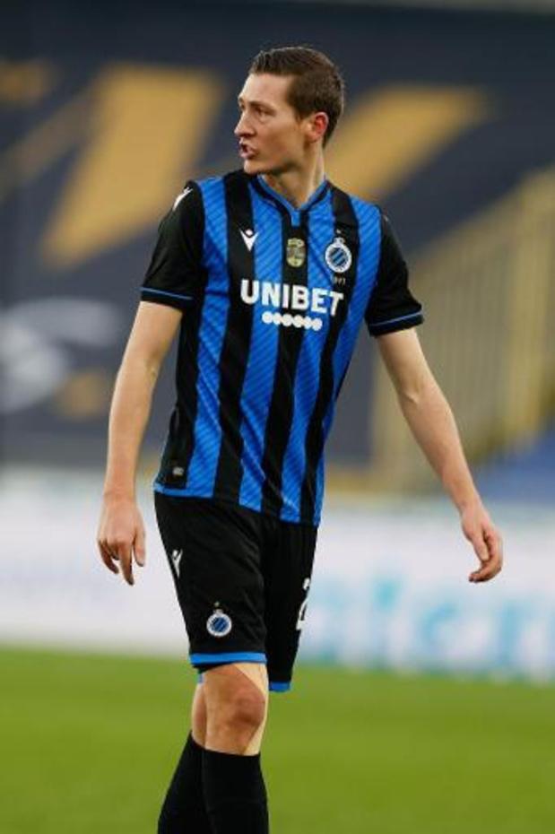Club Brugge in beroep tegen vier speeldagen schorsing voor Vanaken