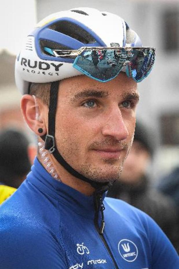 Edward Planckaert décroche sa première victoire à Burgos