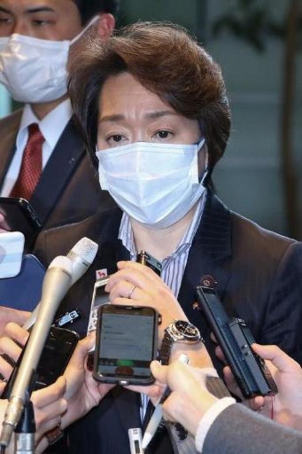 Seiko Hashimoto gaat organisatiecomité leiden