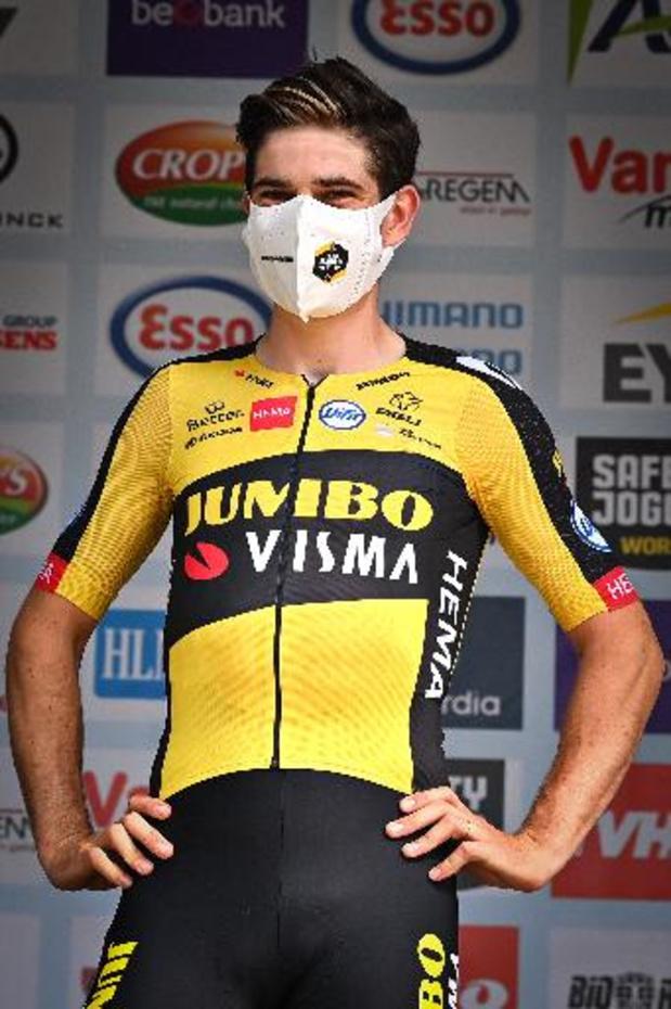 Van Aert mikt op geel tijdens eerste week Tour de France