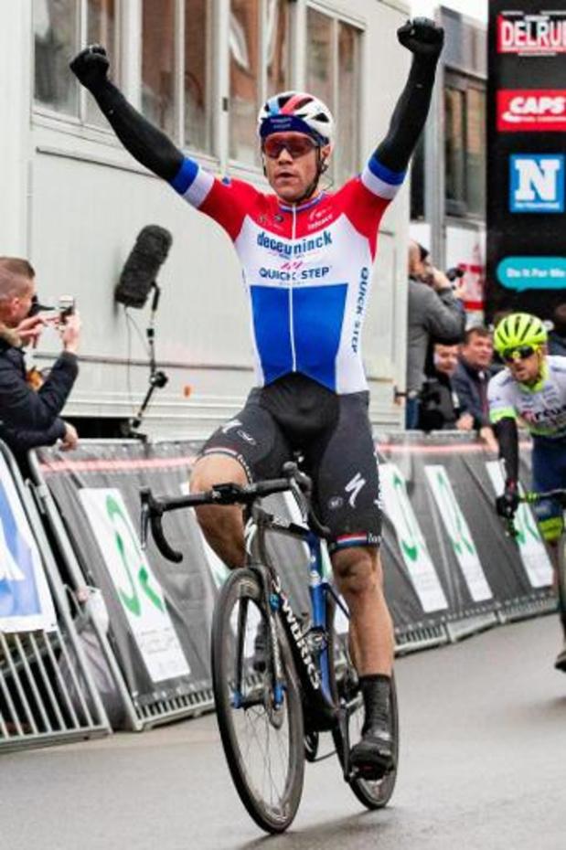 GP Monseré - Fabio Jakobsen wou in Roeselare winnen voor Patrick Lefevere en sponsor Deceuninck