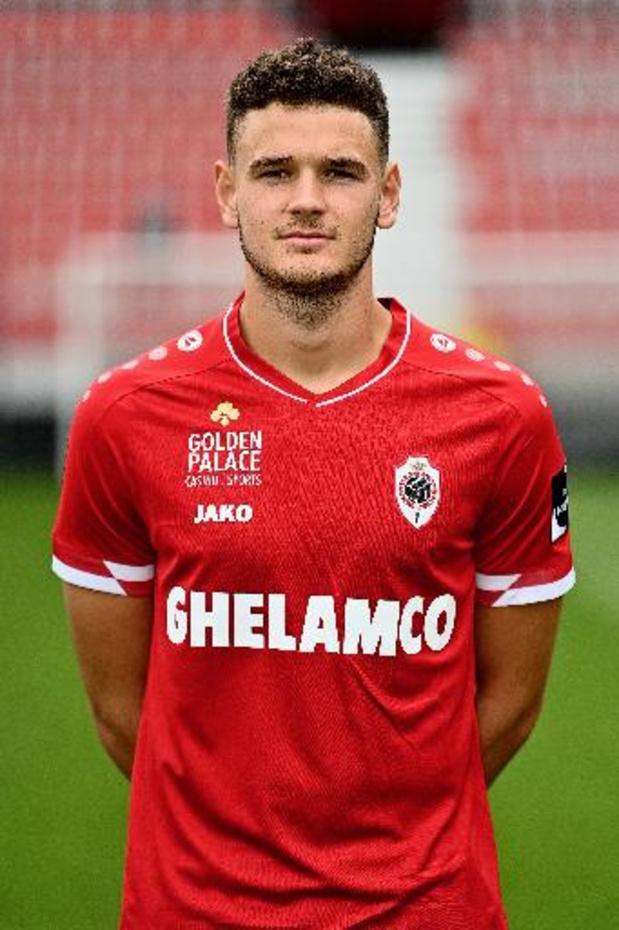 Transfer deadline day - Après deux prêts, Louis Verstraete est définitivement acquis par Waasland-Beveren