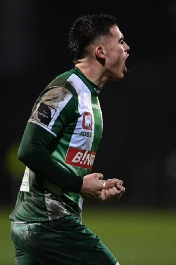 1B Pro League - Lommel is tweede na winst in doelpuntrijke wedstrijd tegen Deinze