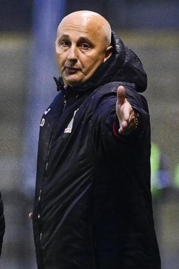 Frédéric Stilmant remplace Laurent Demol en tant que nouvel entraîneur du RWDM