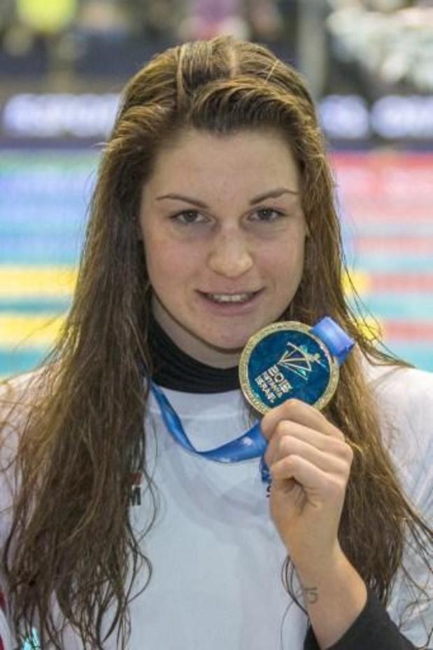 Vier Belgische zwemmers, waaronder Pieter Timmers, nemen deel aan EK zwemmen kortebaan