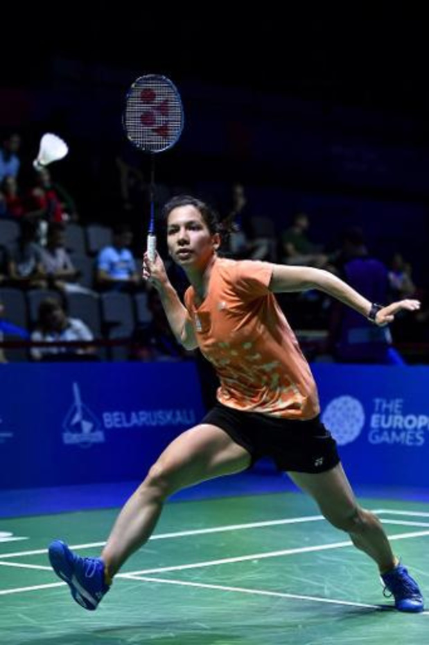 Qualifications de l'Euro de badminton par équipe mixte - La Belgique débute par une victoire 3-2 face à la Suisse