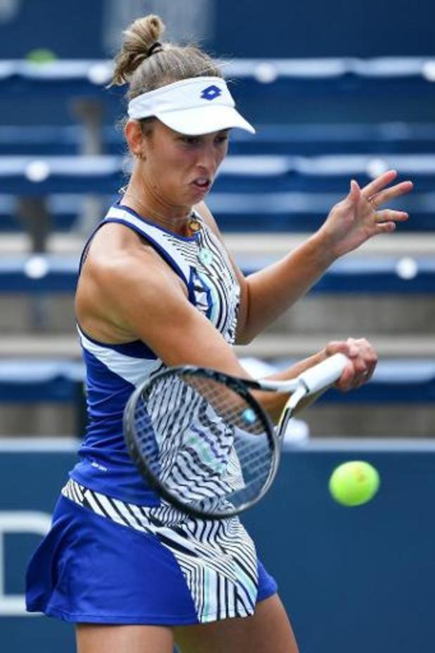 US Open - Elise Mertens et Aryna Sabalenka au 2e tour du double