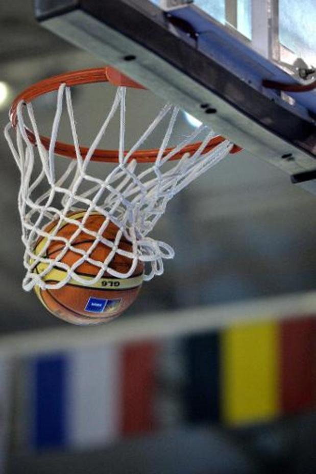 Coupe de Belgique de basket (d) - Lummen troisième qualifié pour les demi-finales