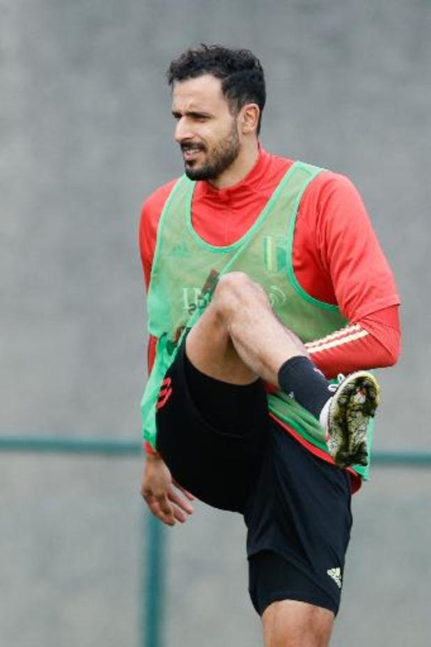 Rode Duivels - Martinez dropt Chadli in de basis