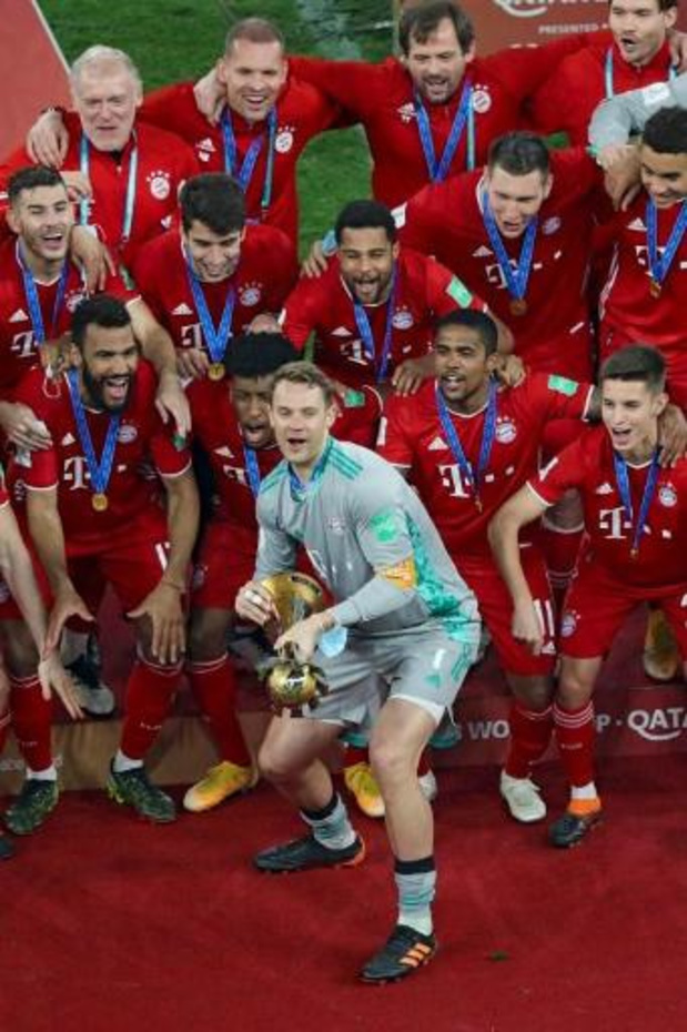 Coupe du monde des clubs - Le Bayern gagne le Mondial des clubs, son 6e trophée en un an, et égale le Barça